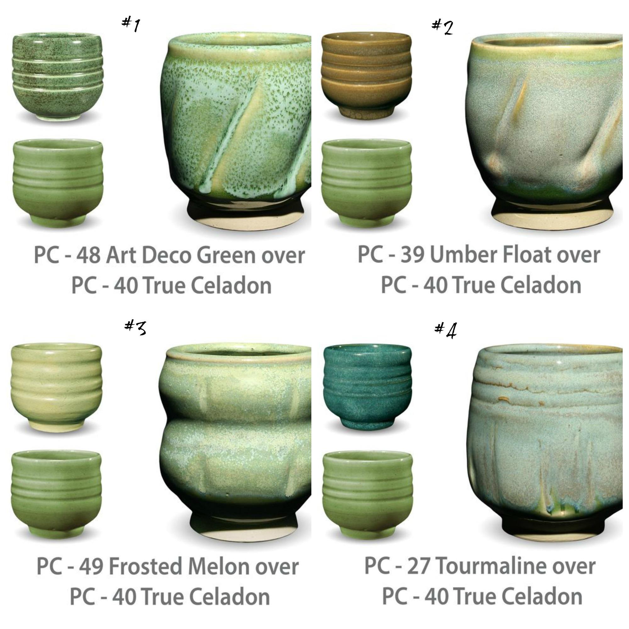 PC glaze combinations4